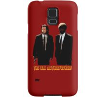 The BAD MOTHERFUCKERS - PULP FICTION Samsung Galaxy Case/Skin