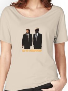 The BAD MOTHERFUCKERS - PULP FICTION Women's Relaxed Fit T-Shirt