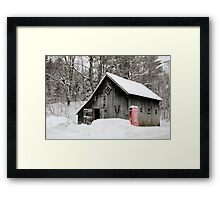 If The Phone Doesn't Ring, It's Me. Framed Print