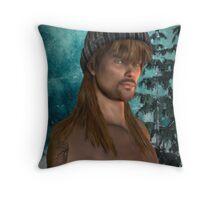 Wintertime Delight  Throw Pillow