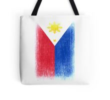 Philippines Flag Pacquiao Pride Tote Bag