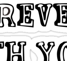 Forever With You - LAY  Sticker