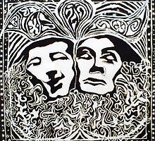 Masquerade by Carol Berliner