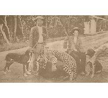 Los Cazadores, The Hunters Photographic Print
