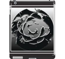 Monochrome bw iPad Case/Skin
