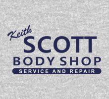 OTH - Keith Scott Body Shop by Connie Yu