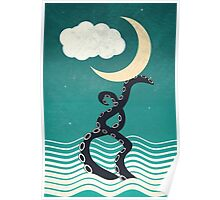 The octopus and the sea II (a lullaby) Poster