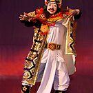 Masked Dancer by Frank Yuwono