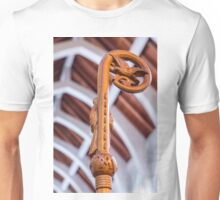 Crosier in Monastery Unisex T-Shirt