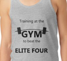 Elite Four Gym Shirt Tank Top