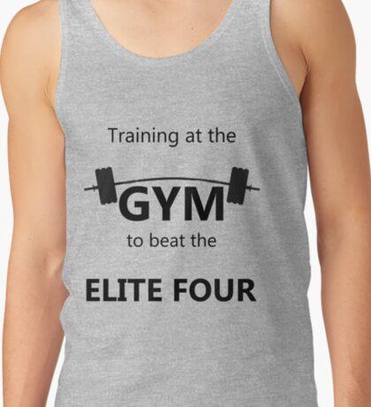 Elite Four Gym Shirt Tank Top