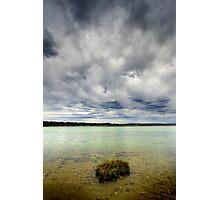 Merimbula Top Lake Photographic Print