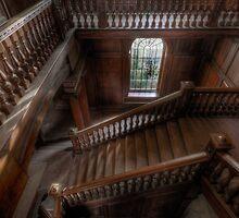Upstairs, Downstairs by OnBorrowedTime