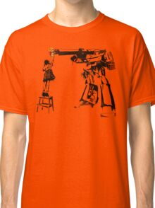 Peace Through Botany Classic T-Shirt