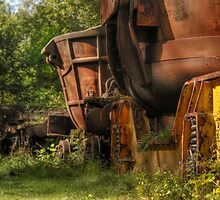 Crushed By The Wheels Of Industry by OnBorrowedTime