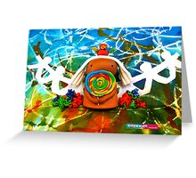 CHUNKIE Lollipop Lover Greeting Card