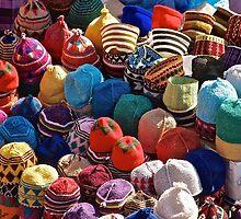 Marrakech - Du beau, du bon, du bonnet. by Jean-Luc Rollier
