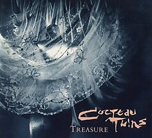 The Cocteau Twins - Treasure by SUPERPOPSTORE