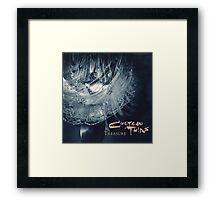The Cocteau Twins - Treasure Framed Print