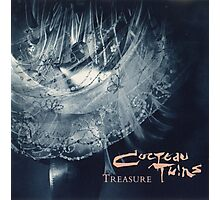 The Cocteau Twins - Treasure Photographic Print