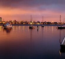 Matilda Bay - The view from the bay by LukeAustin