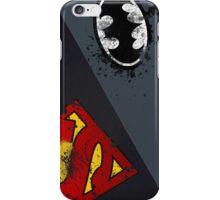 batsuperman iPhone Case/Skin