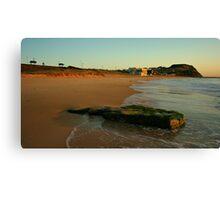 BAR BEACH BAR Canvas Print