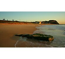 BAR BEACH BAR Photographic Print