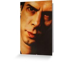 nick cave Greeting Card