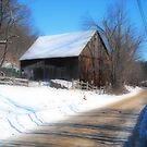 The Barn at Roper Farm: Roper Rd Westminster MA Orton by Rebecca Bryson