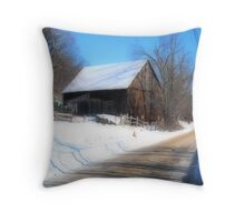 The Barn at Roper Farm: Roper Rd Westminster MA Orton Throw Pillow