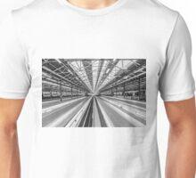 London Train Station Unisex T-Shirt