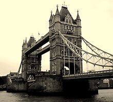 Tower Bridge I by Anita Kovacevic