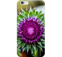 Thistle and Tractor iPhone Case/Skin