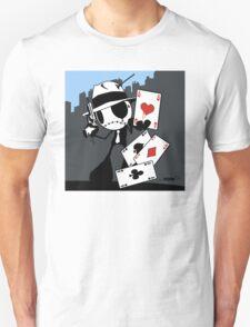 Poker cards player by ArteCita T-Shirt
