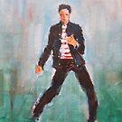 Elvis by Jean Cowan