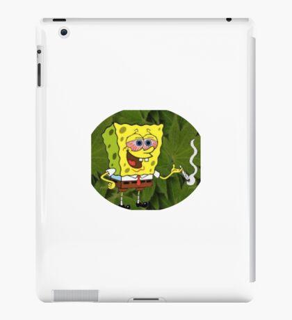 High Spongebob iPad Case/Skin