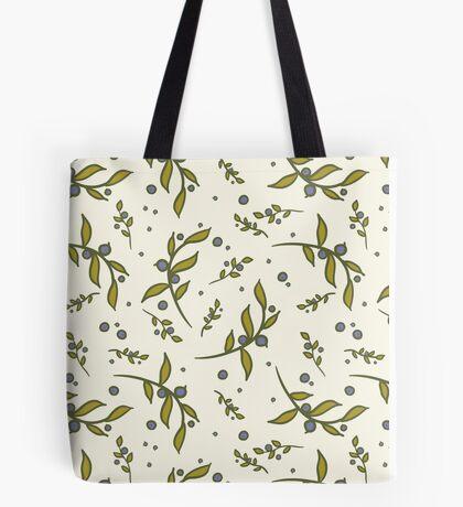 Fresh Blueberry  Tote Bag