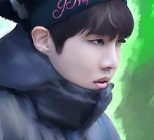 BTS J-Hope by mixout99