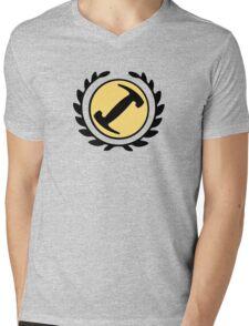 Stonecutters Mens V-Neck T-Shirt