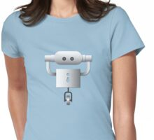 Rollerbot Womens Fitted T-Shirt