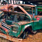 the old wreck by Jennifer Craker