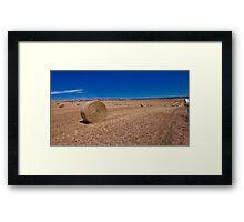 Rolling Plains Framed Print