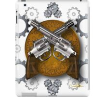 Clockwork Cowboy iPad Case/Skin