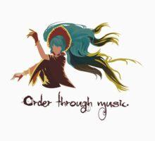 Sona - Order through music. by Cafer Korkmaz