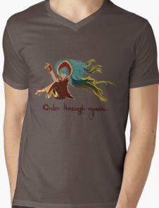 Sona - Order through music. Mens V-Neck T-Shirt
