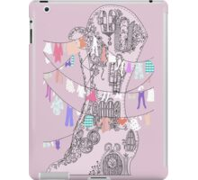 Another old lady, another shoe iPad Case/Skin