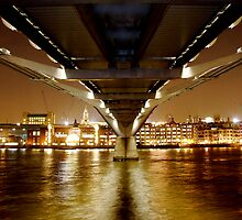 UNDER THE BRIDGE by Scott  d'Almeida