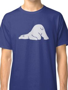 White polar bear Classic T-Shirt