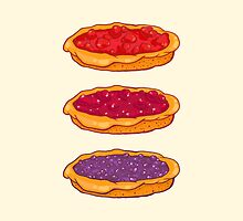 Berry Pies by paletskaya